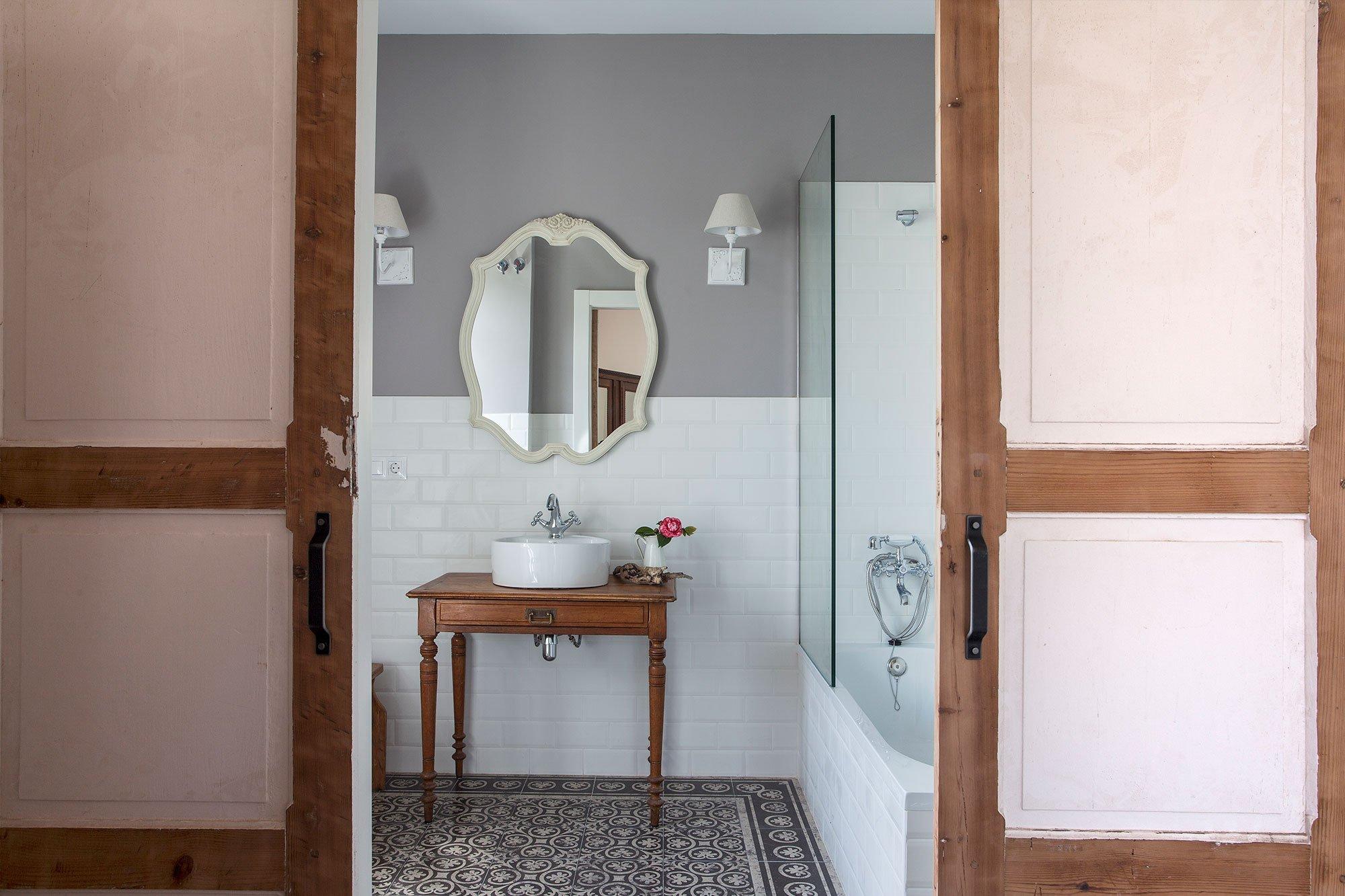 Alojamiento con baño en casa rural en Cantabria