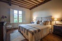 Habitación Limonero con cama doble en Posada Seis